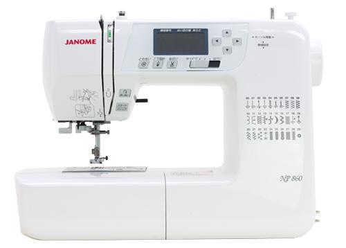 ジャノメ コンピューター ミシン